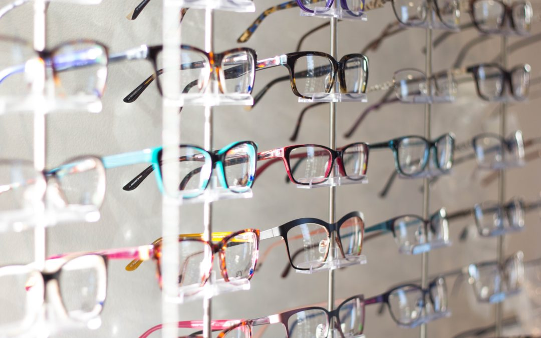 Crafty Ideas for Unused Eyeglasses and Cases